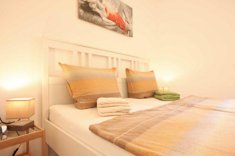 Schlafzimmer Ferienhaus Birgit