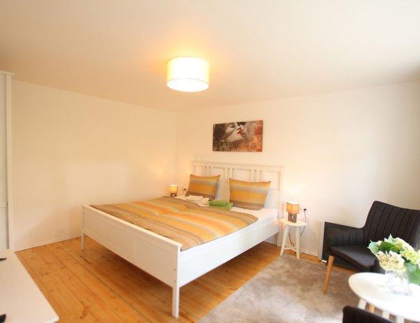 Schlafzimmer Ferienhaus Bernd