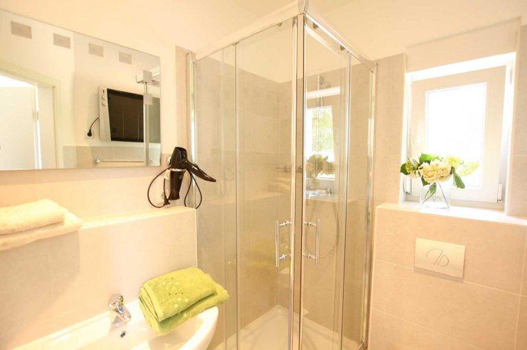 Modernes Duschbad im Ferienhaus Birgit